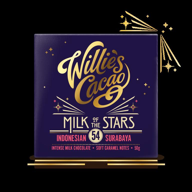 Willie's Milk of the Stars