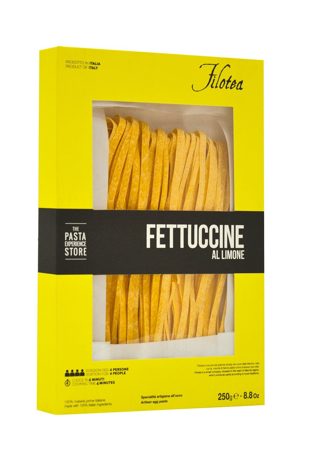 Filotea Lemon Fettuccine
