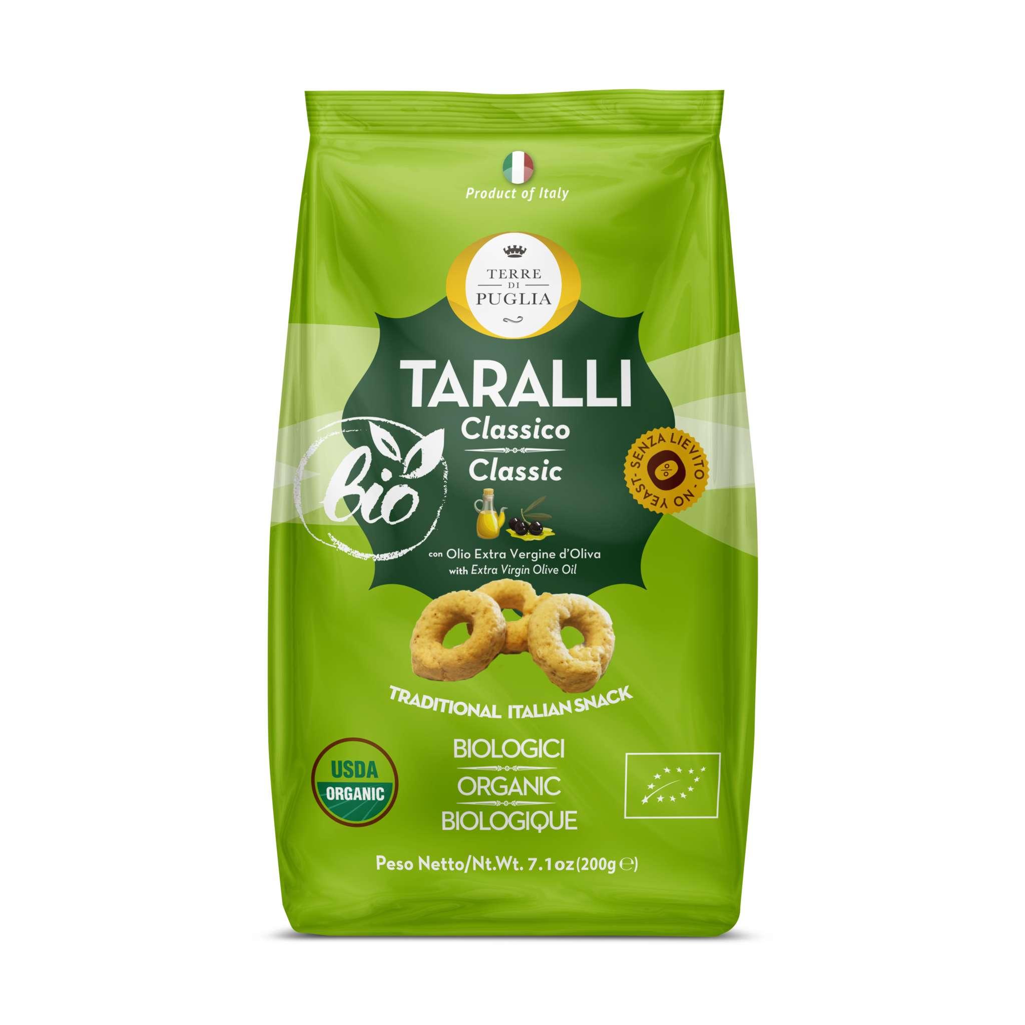 Terre di Puglia Classic Taralli