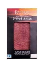 Rannoch Smoked Venison