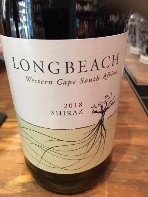 Long Beach Shiraz