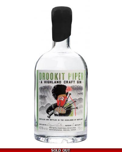 Drookit Piper Gin Gins & Gin Liqueurs