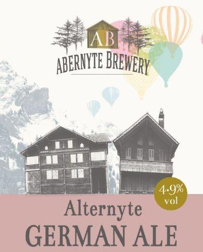 Abernyte Alternyte Altbier Beers & Cider