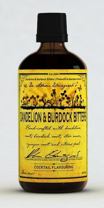 Dr Adam's Dandelion & Burdock Bitters