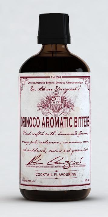 Dr Adam's Orinoco Bitters