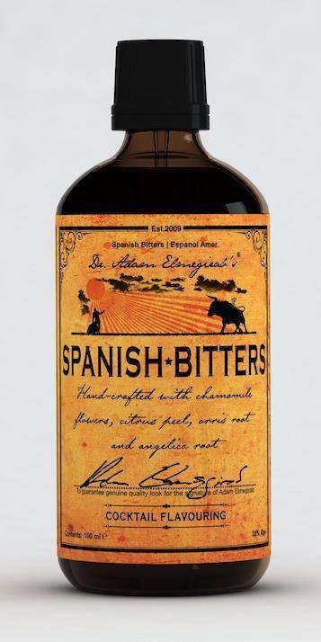 Dr Adam's Spanish Bitters