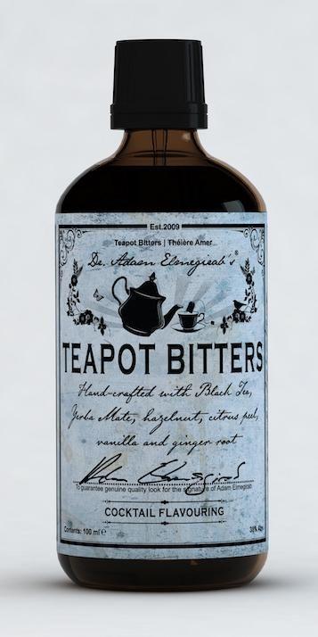 Dr Adam's Teapot Bitters