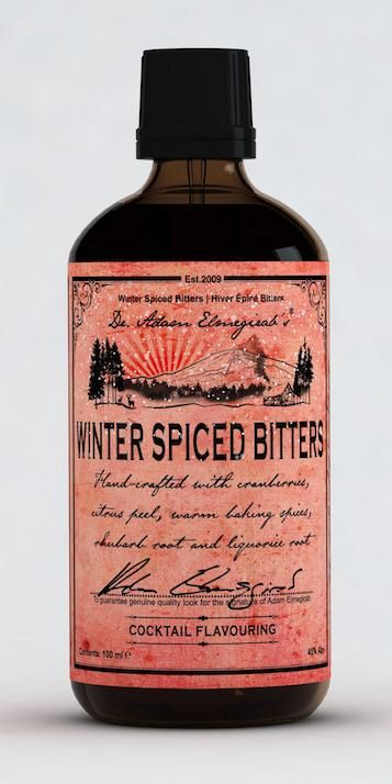 Dr Adam's Winter Spiced Bitters