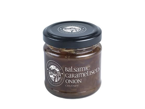 Snowdonia Caramelised Onion Chutney