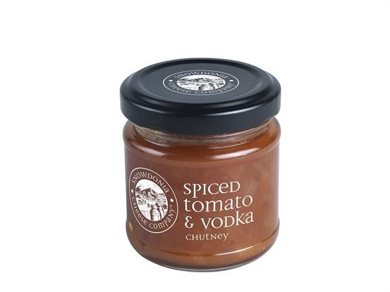 Snowdonia Spiced Tomato & Vodka Chutney