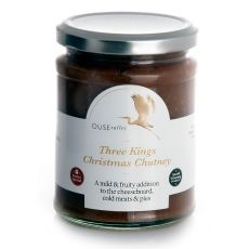 Ouse Valley Three Kings Chutney