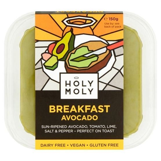 Holy Moly Breakfast Avocado