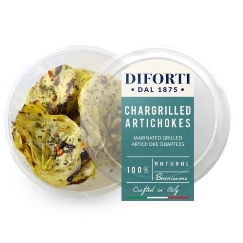 Diforti Chargrilled Artichokes Antipasti & Olives