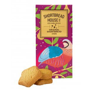SH Partridge Shortbread Stars