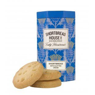 SH Clotted Cream Shortbread