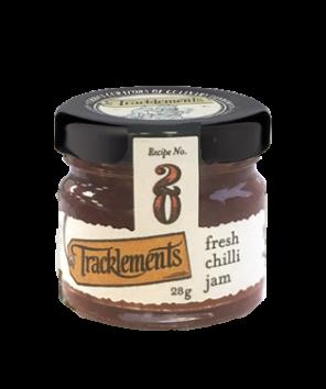 Tracklements Chilli Jam Savoury Jellies & Ja