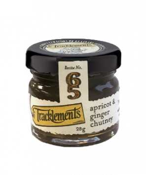 Tracklements Apricot & Ginger Chutney