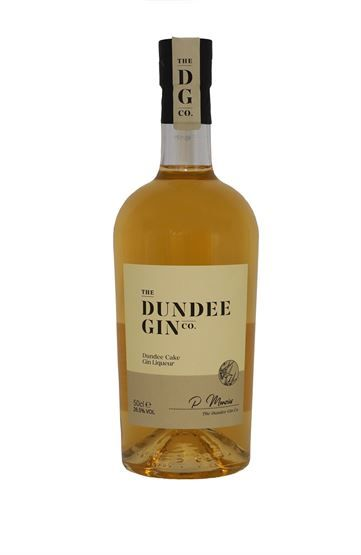Dundee Cake Gin Liqueur
