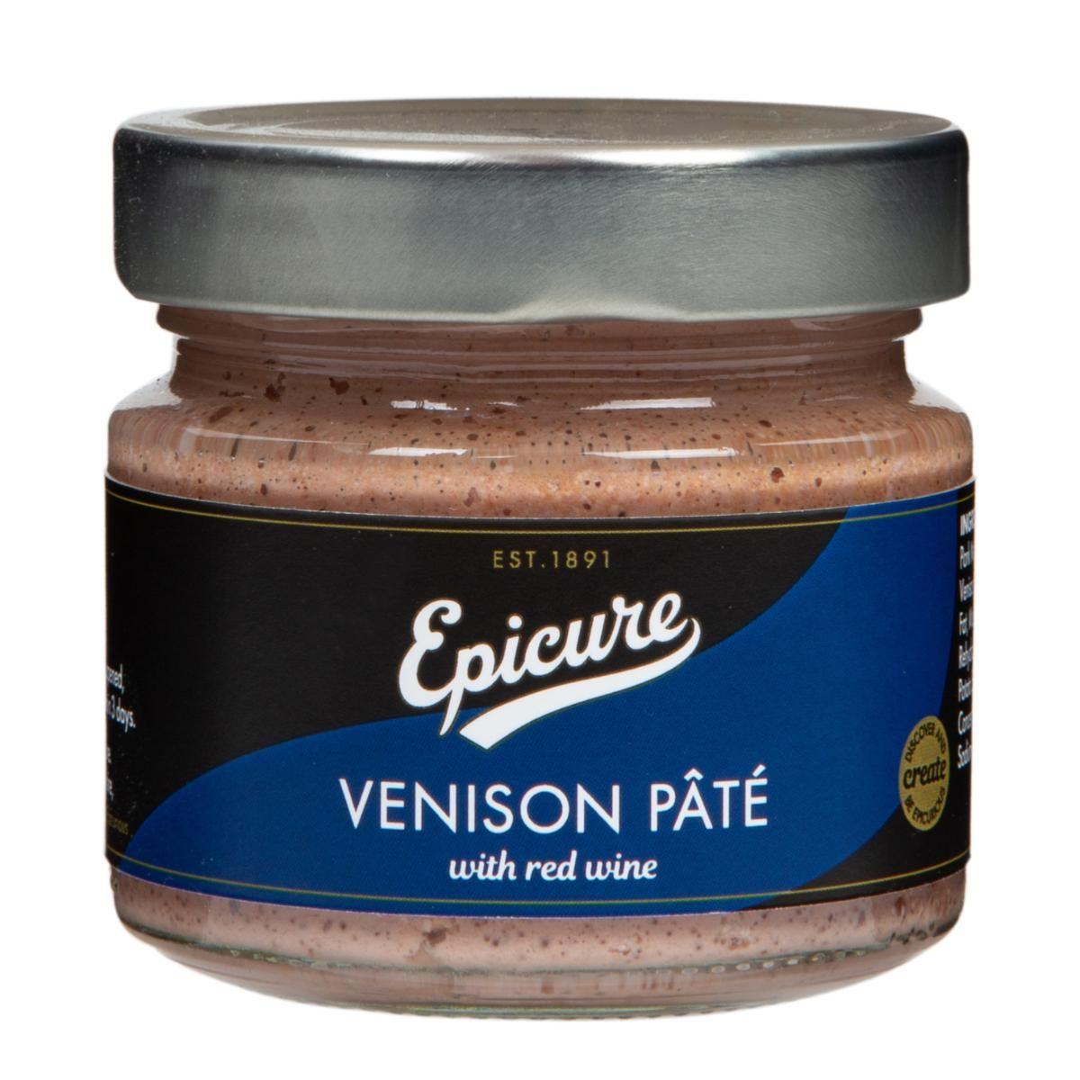 Epicure Venison Pate