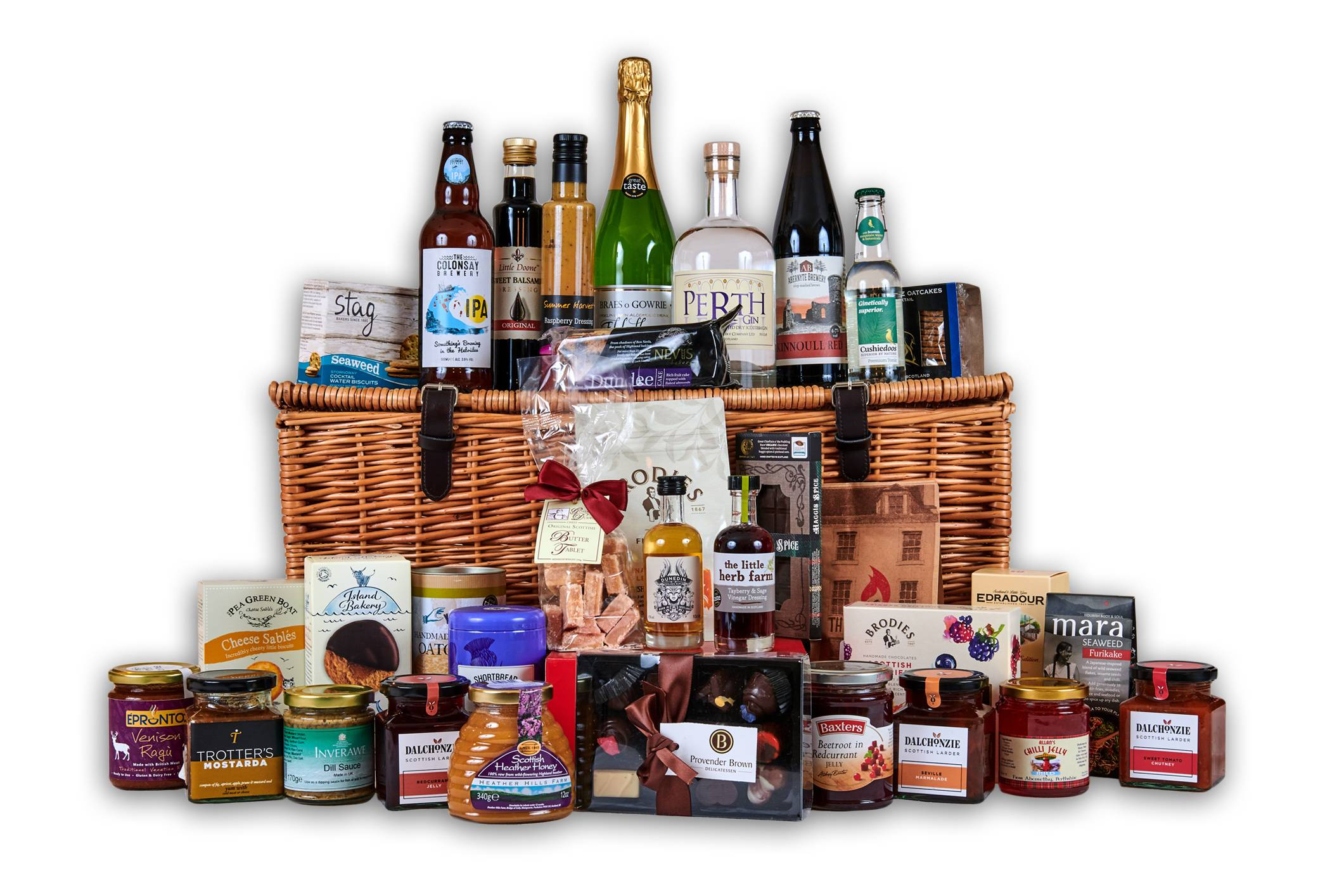 Celebration of Scotland Hamper