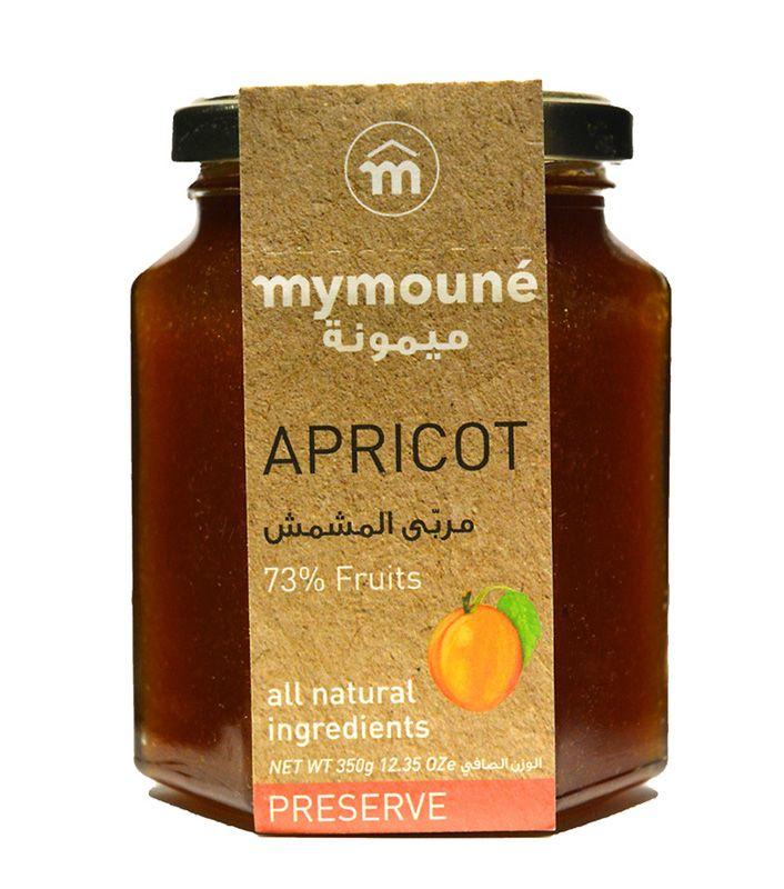 Mymoune Apricot Jam