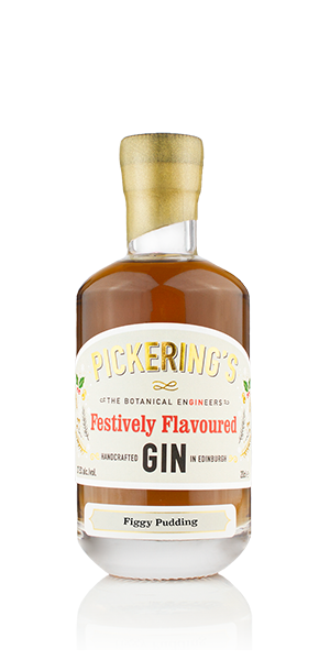 Pickerings Figgy Pudding Gin Gins & Gin Liqueurs