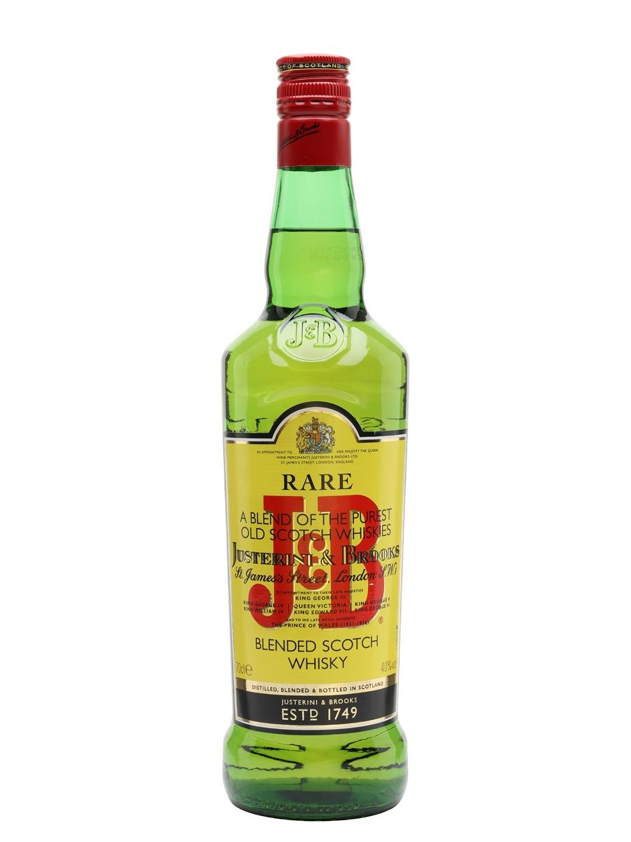 J&B Rare Blended Whisky