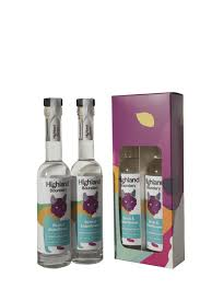Highland Boundary Spirit & Liqueur Gift