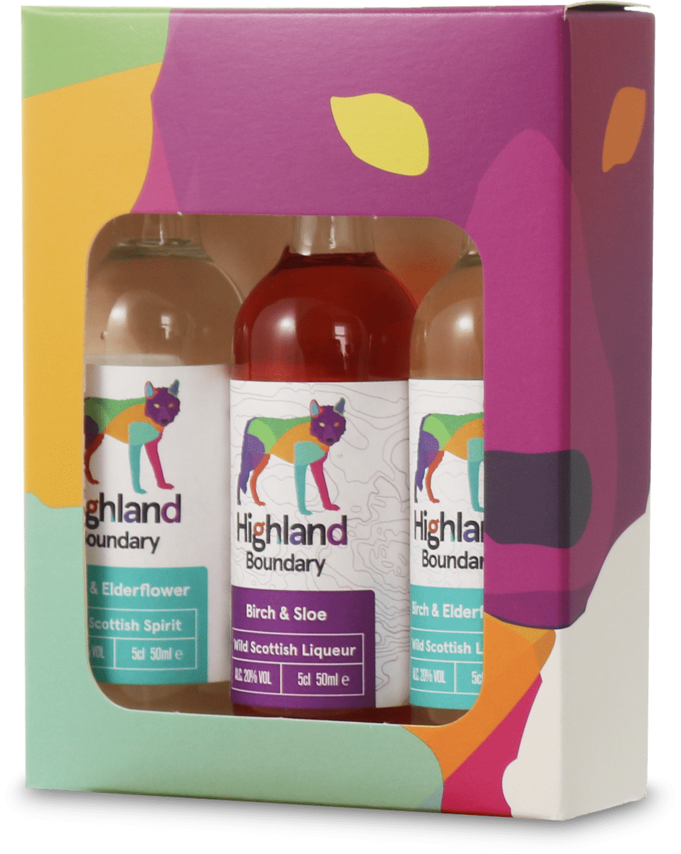 Highland Boundary Mini Gift Set