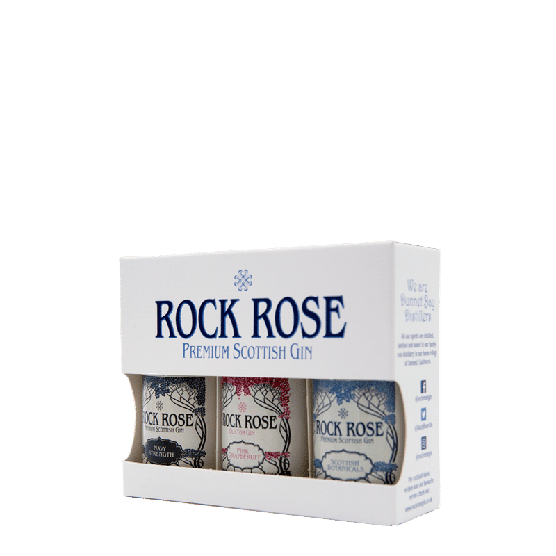 Rock Rose Triple Gift Set