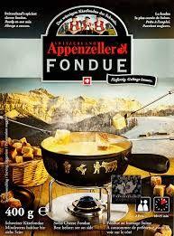 Appenzeller Fondue Hard