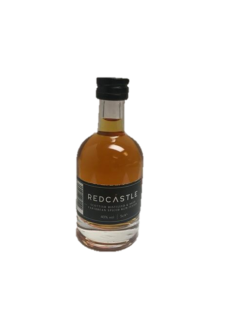 Redcastle Spiced Rum Other Spirits