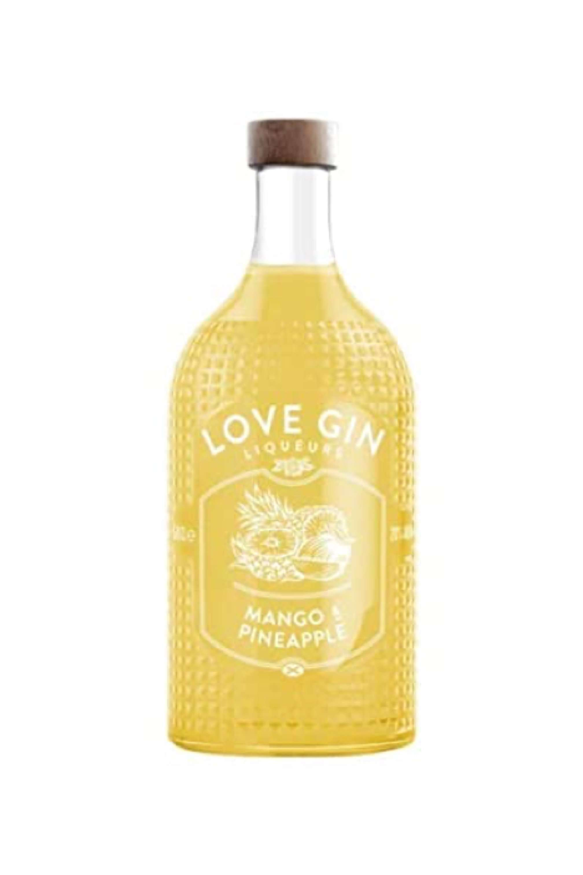 Eden Mill Mango & Pineapple Liqueur