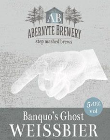 Abernyte Banquos Ghost Weissbier Beers & Cider
