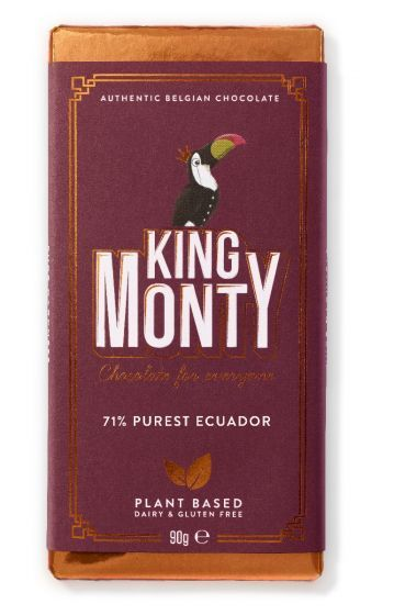 King Monty Ecuador Bar