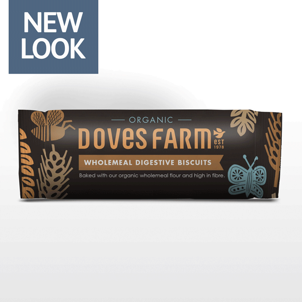 Doves Farm Wholemeal Digestives