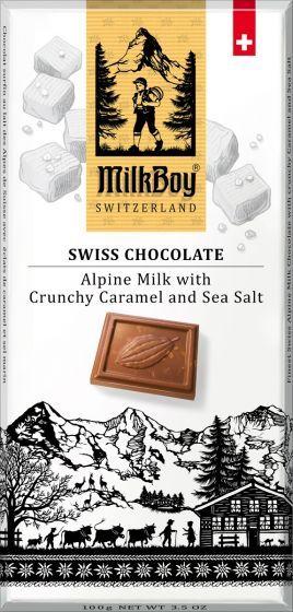Milk Boy Caramel & Sea Salt