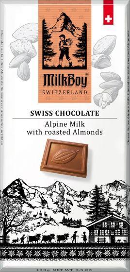 Milk Boy Almond Chocolate