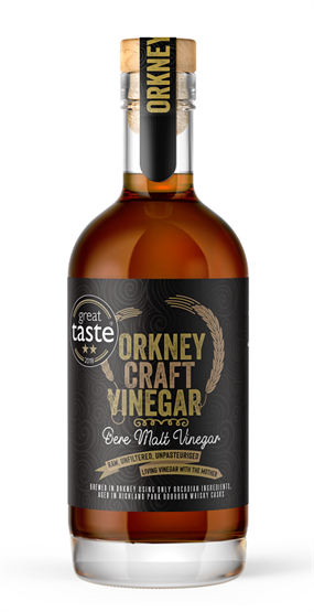 Orkney Craft Bere Malt Vinegar