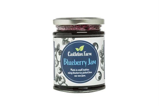 Castleton Farm Blueberry Jam Jams