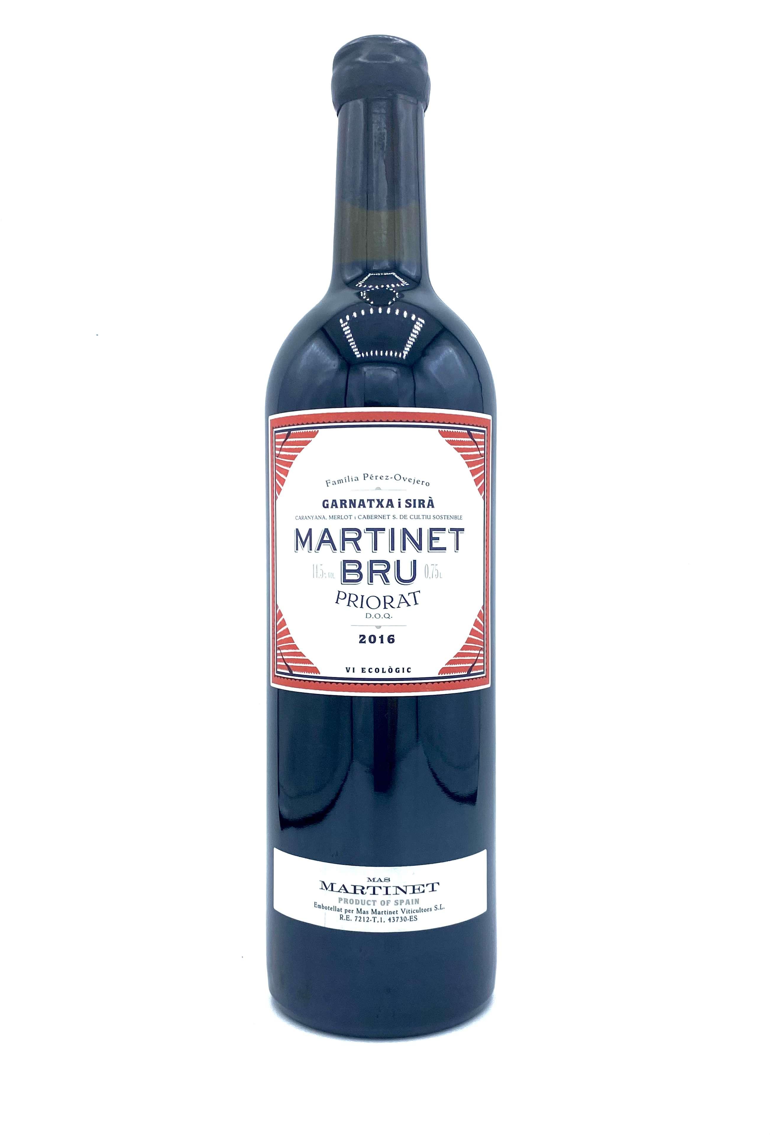 Mas Martinet Bru Priorato Wines