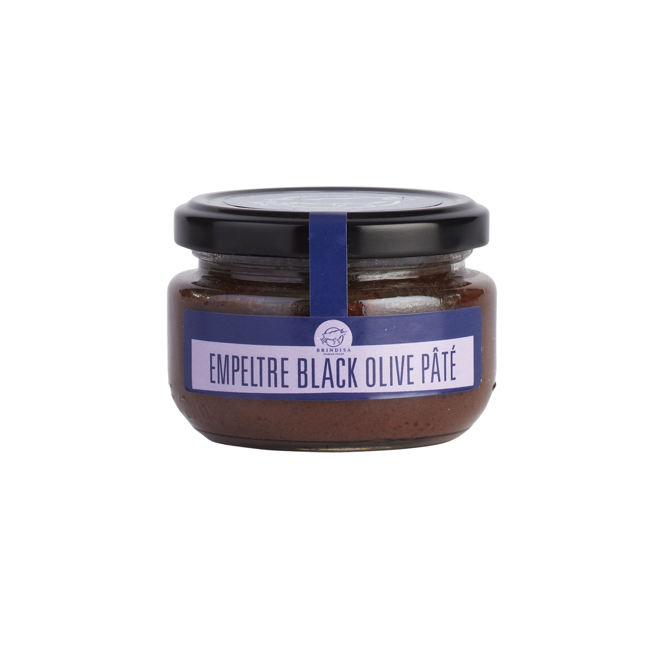 Brindisa Empeltre Black Olive Paste Antipasti & Mezes