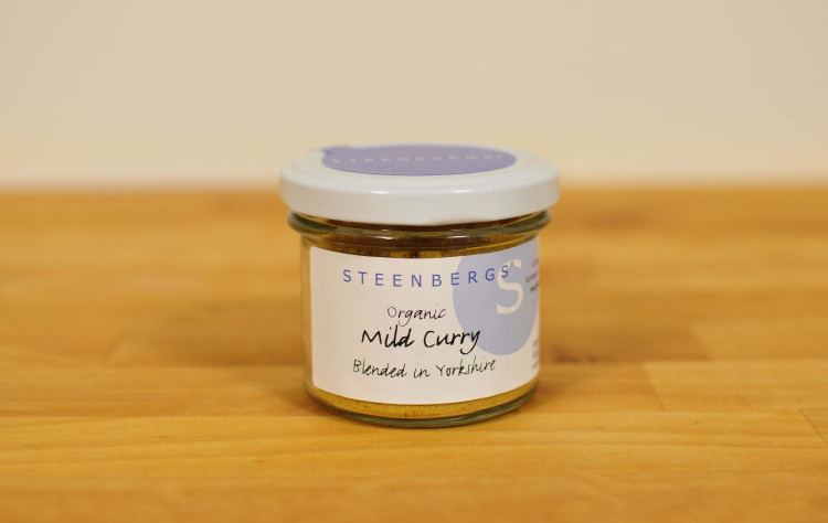 Steenbergs Mild Curry Powder