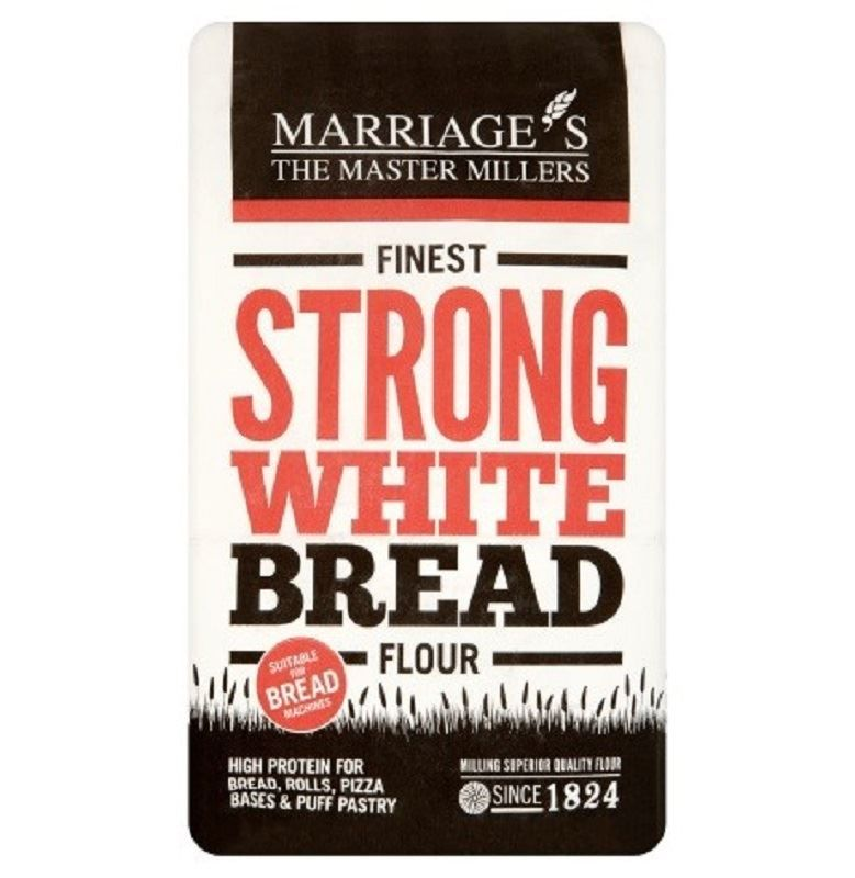 Marriages Strong White Flour