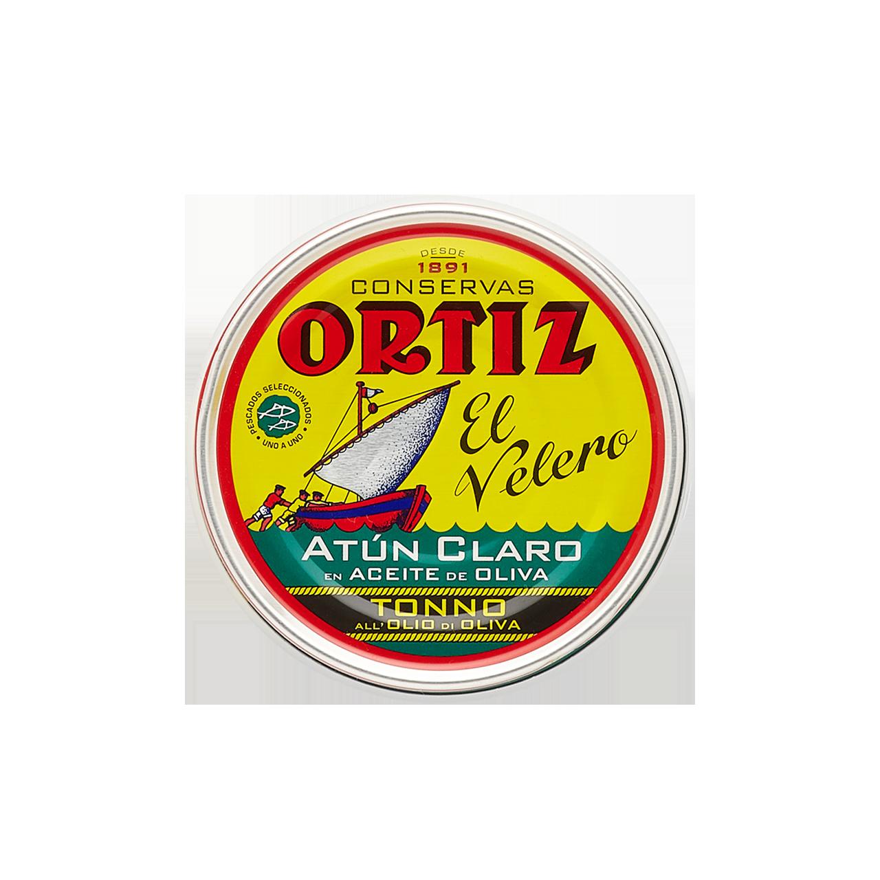 Ortiz Yellowfin Tuna