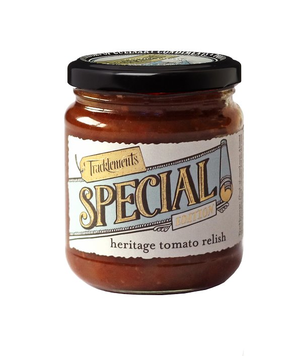Tracklements Heritage Tomato Relish