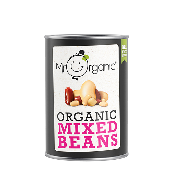 Mr Organic Mixed Beans