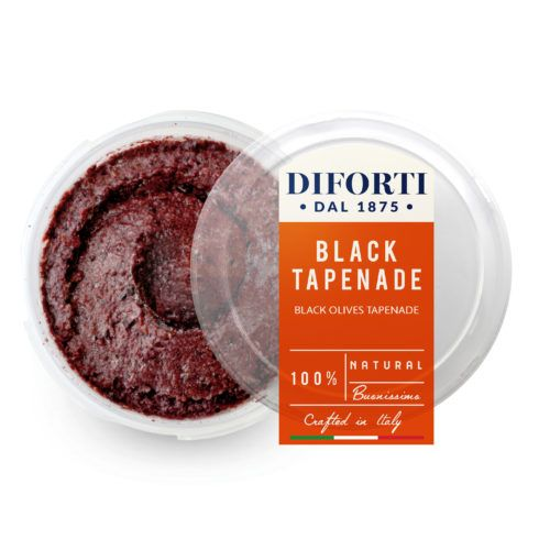 Diforti Black Olive Tapenade