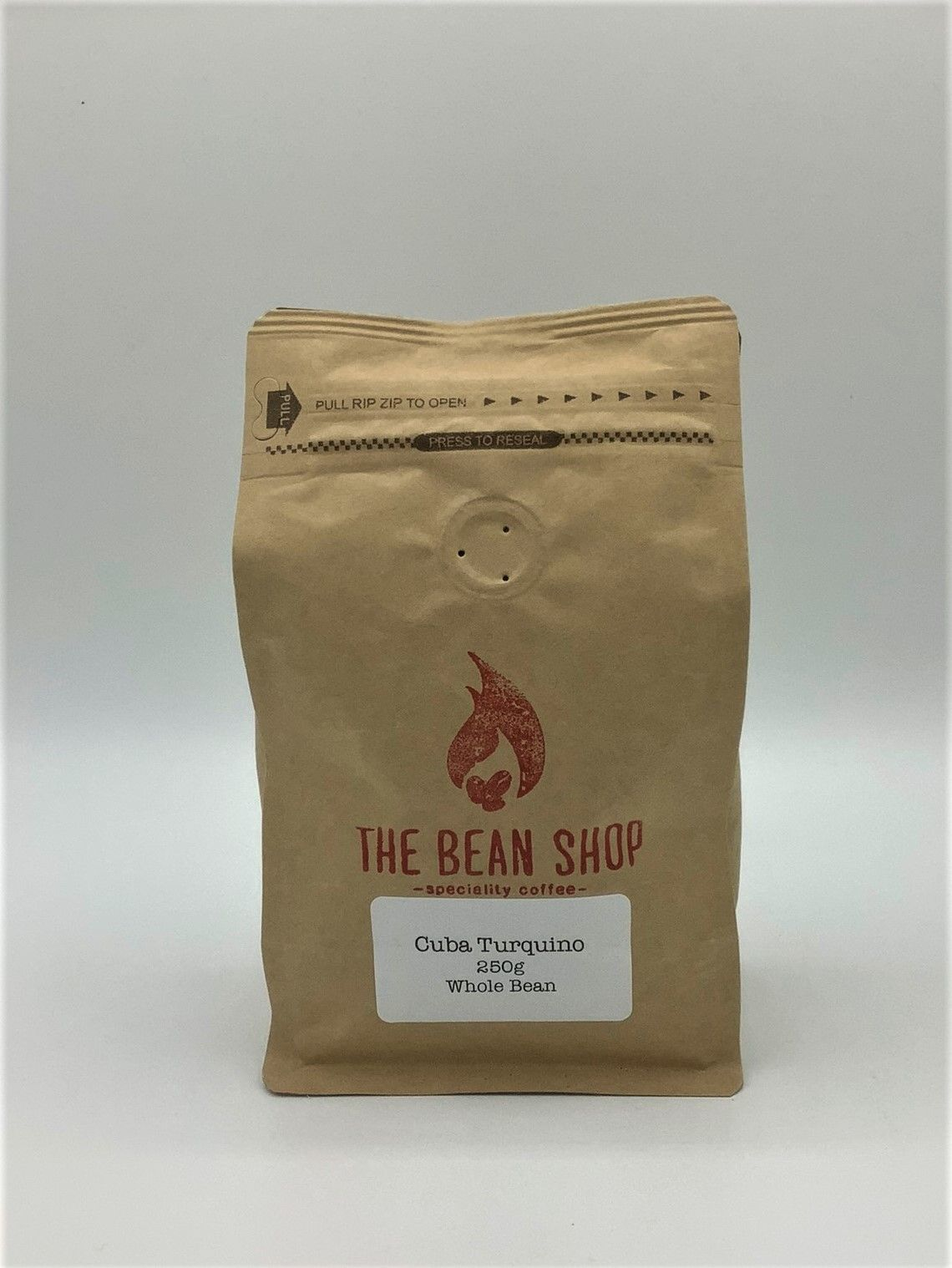 Bean Shop Cuba Turquino Coffee