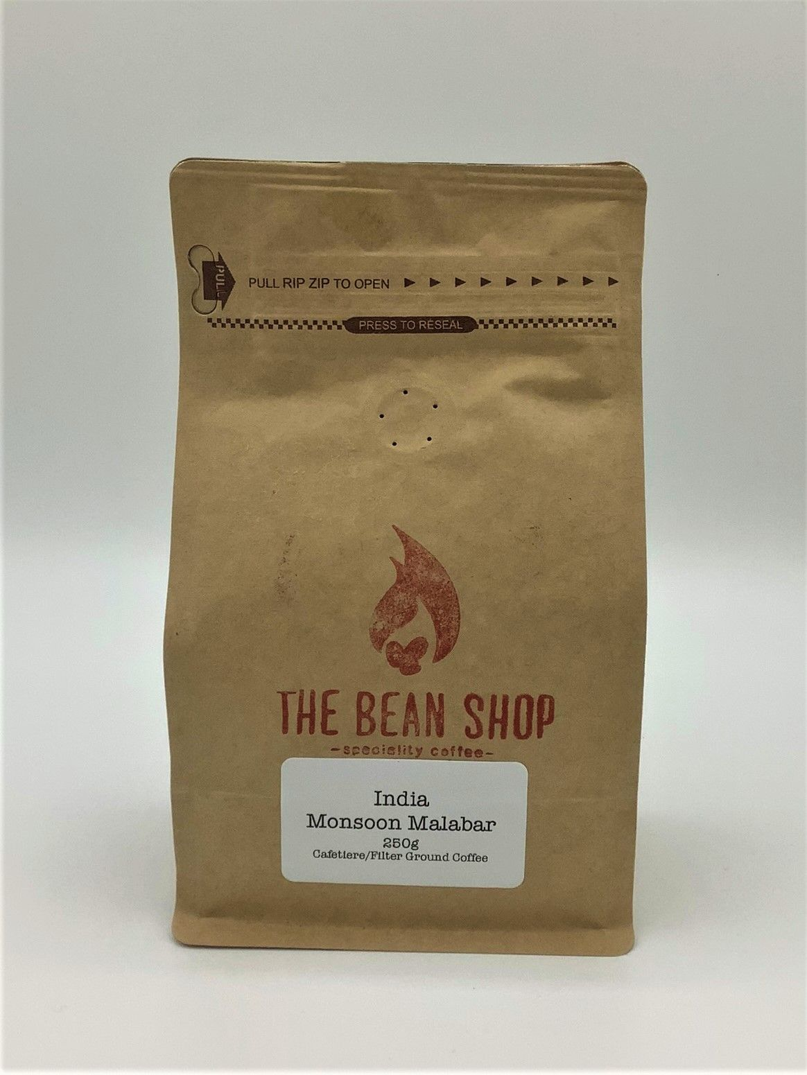 Bean Shop India Monsoon Malabar